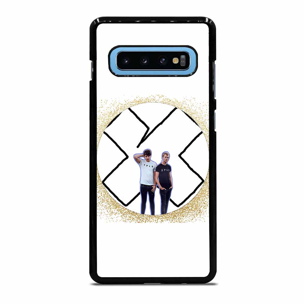 SAM AND COLBY LOGO #D2 Samsung Galaxy S10 5G Case