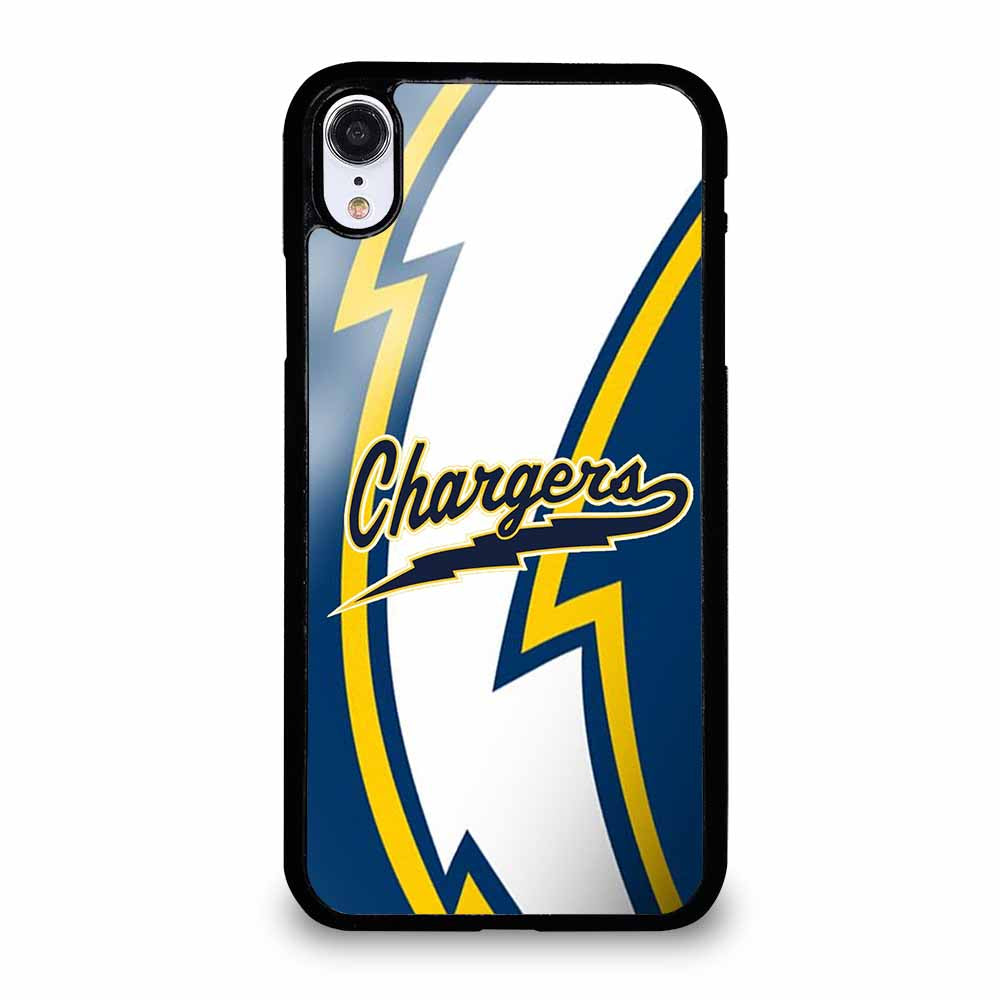 SAN DIEGO CHARGERS LOGO iPhone XR case
