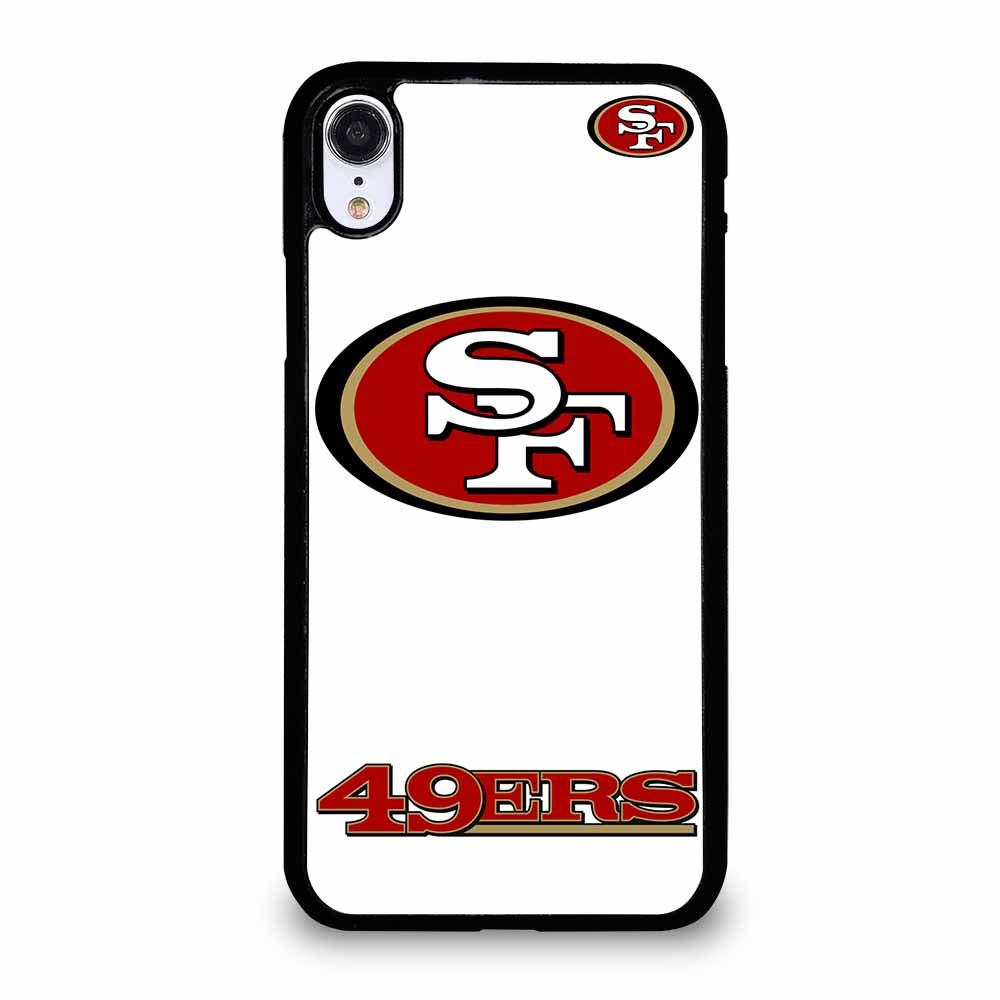 SAN FRANCISCO 49ERS LOGO iPhone XR case