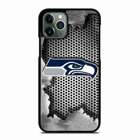 SEATTLE SEAHAWKS LOGO #1 iPhone 11 Pro Max Case