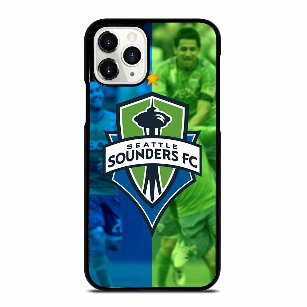 SEATTLE SOUNDERS FC #1 iPhone 11 Pro Case