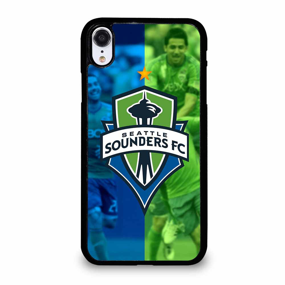 SEATTLE SOUNDERS FC 1 iPhone XR case