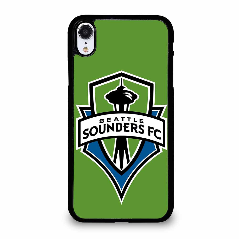 SEATTLE SOUNDERS FC iPhone XR case