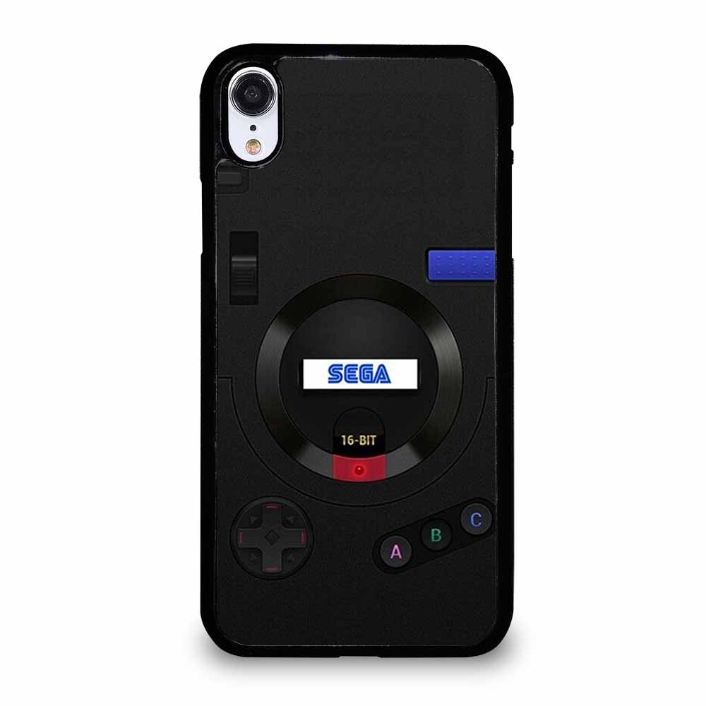 SEGA GAME CONSOLE PLAYER CREATIVE iPhone XR case