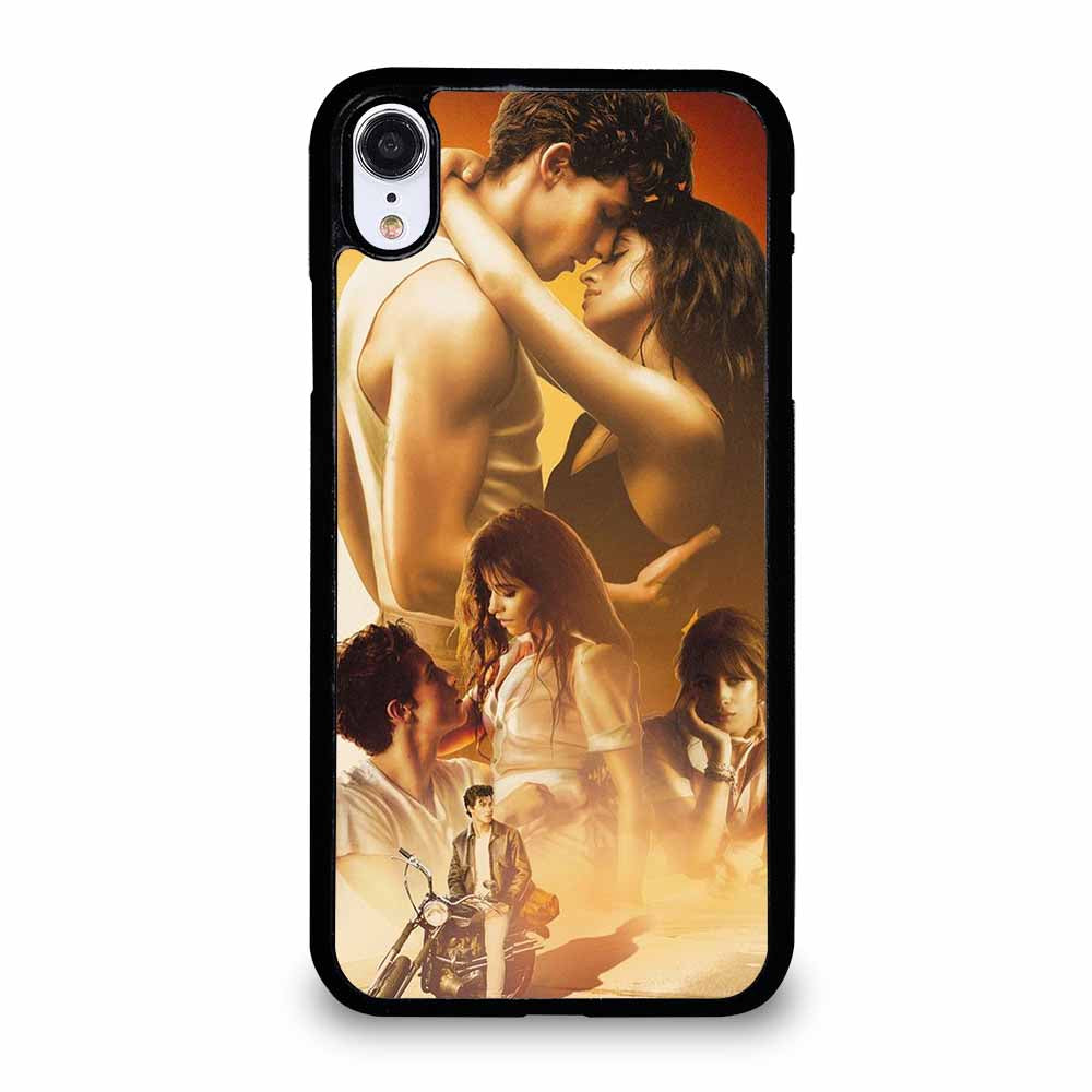 SENORITA SHAWN MENDES & CAMILA CABELLO iPhone XR case