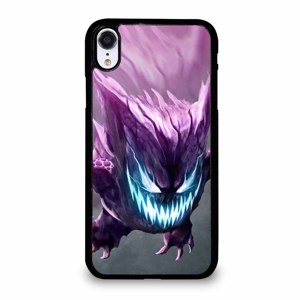 SHINY GENGER POKEMON iPhone XR case