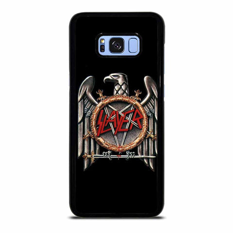 SLAYER METAL BAND CLASIC 1 Samsung Galaxy S8 Plus Case