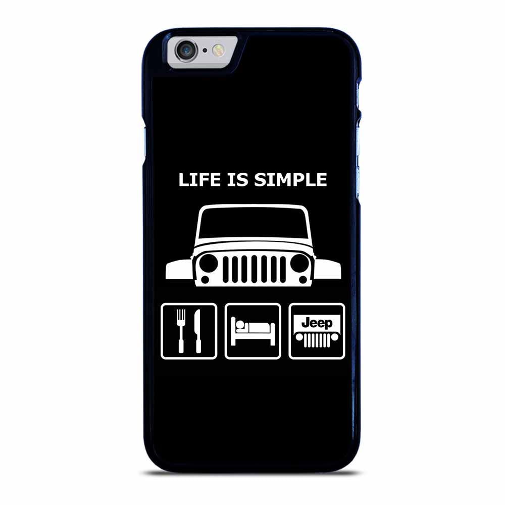SLEEP EAT AND JEEP 1 iPhone 6 / 6S Case