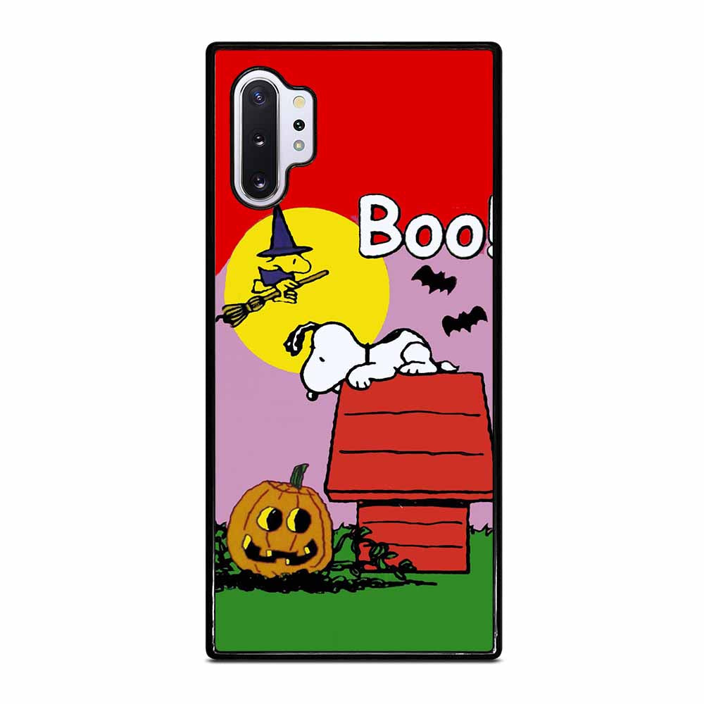 SNOOPY HALLOWEEN 2 Samsung Galaxy Note 10 Plus Case