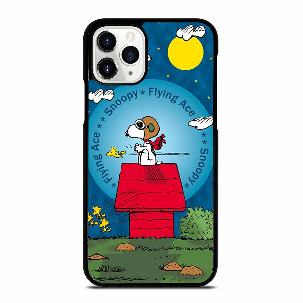 SNOOPY THE FLYING ACE iPhone 11 Pro Case