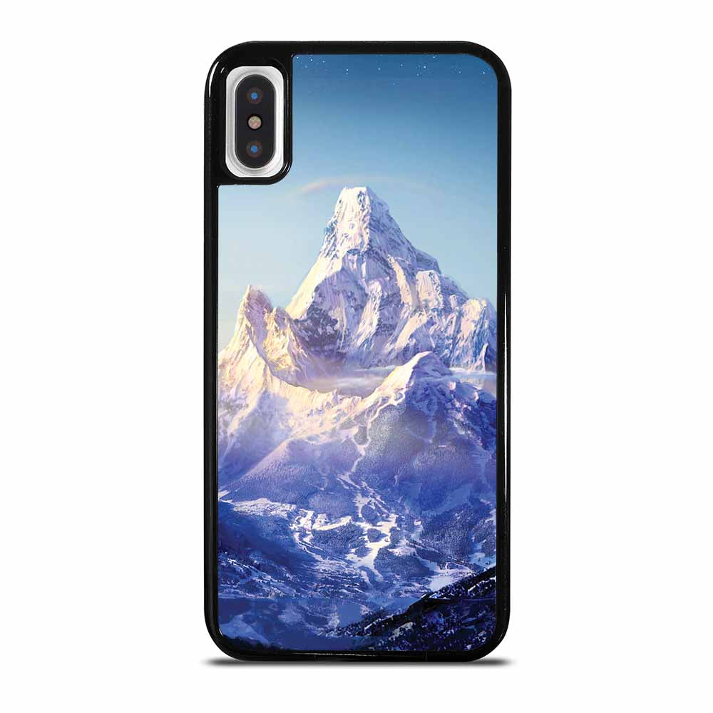 SNOW MOUNTAINS iPhone 5/5S/SE 6/6S 7 8 Plus X/XS Max XR Case
