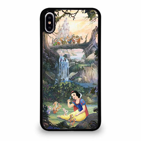 SNOW WHITE AND THE SEVEN DWARFS iPhone XS Max case