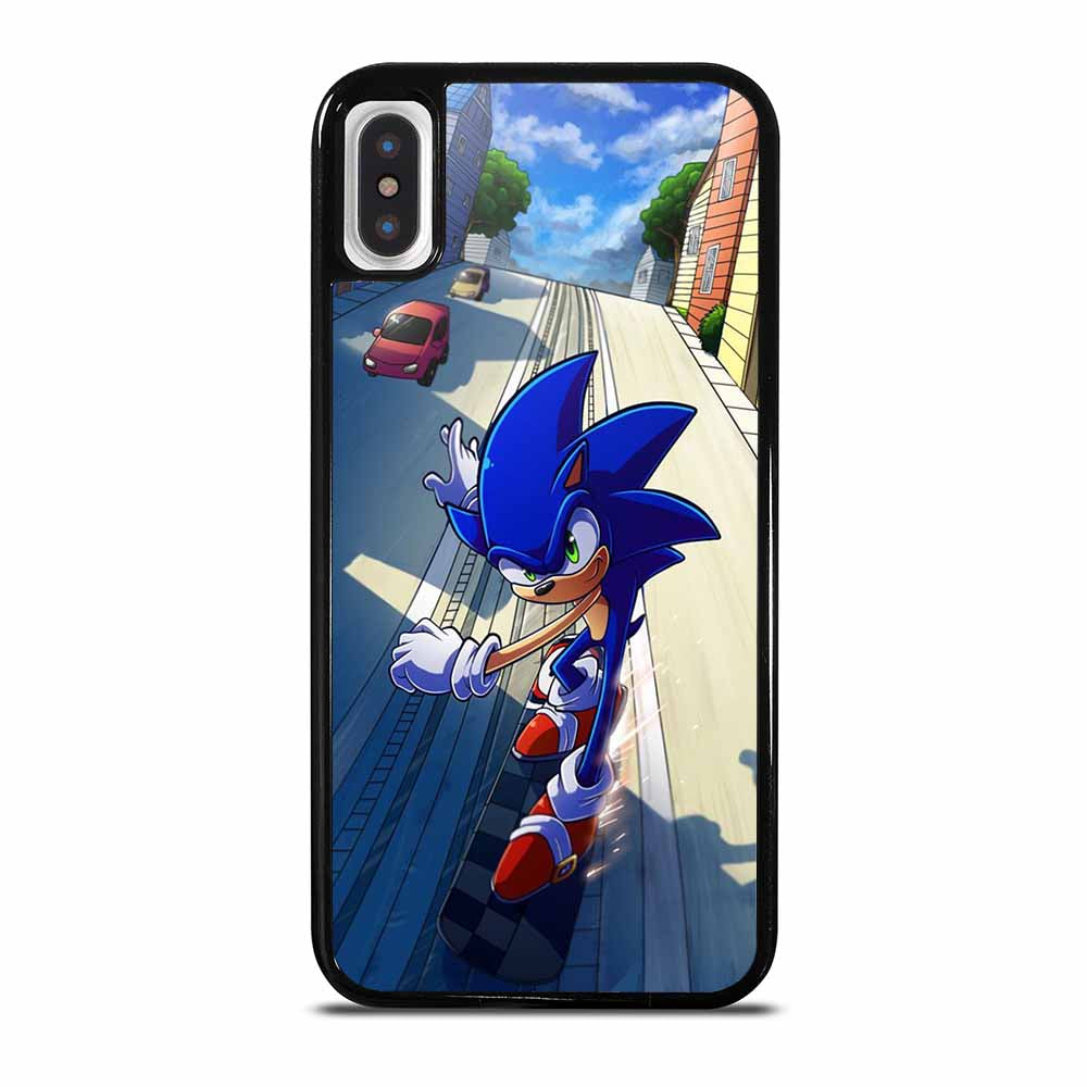 SONIC ADVENTURE iPhone 5/5S/SE 6/6S 7 8 Plus X/XS Max XR Case