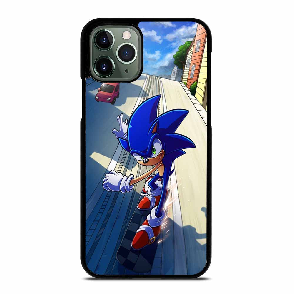 SONIC ADVENTURE iPhone 11 Pro Max Case