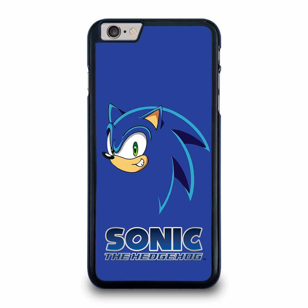SONIC THE HEDGEHOG FACE iPhone 6 / 6s Plus Case