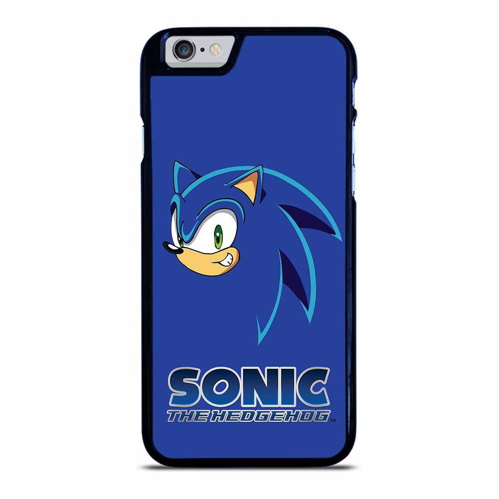 SONIC THE HEDGEHOG FACE iPhone 6 / 6S Case