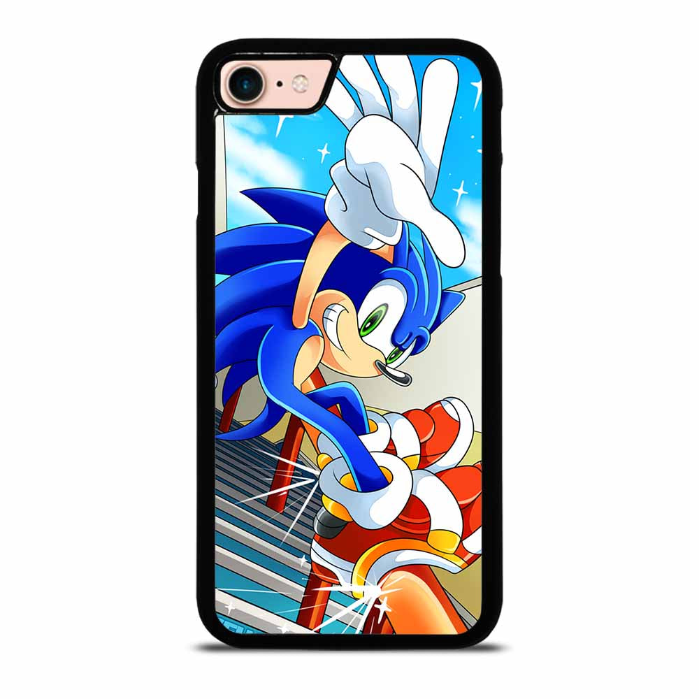 SONIC THE HEDGEHOG SLIDE iPhone 7 / 8 Case