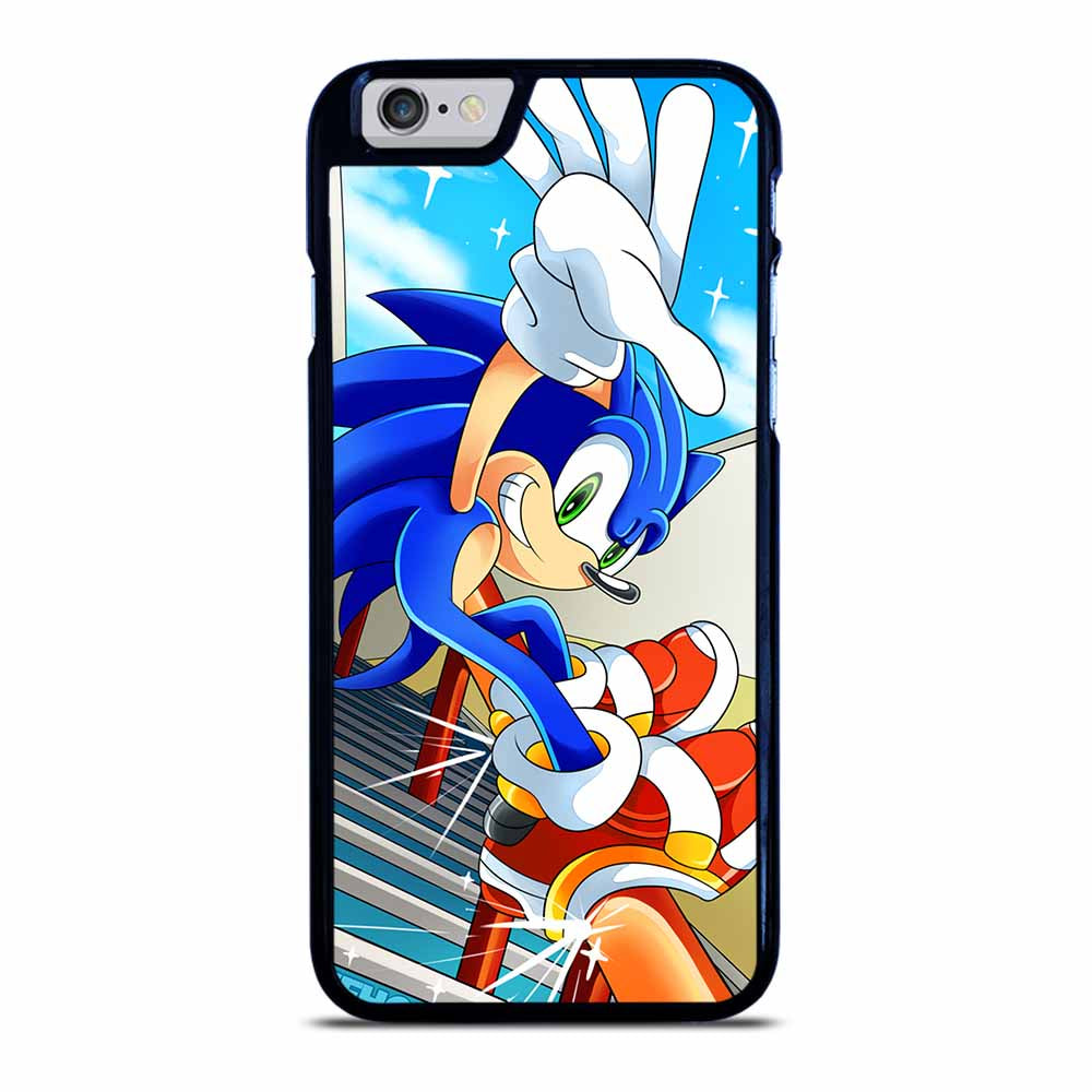SONIC THE HEDGEHOG SLIDE iPhone 6 / 6S Case