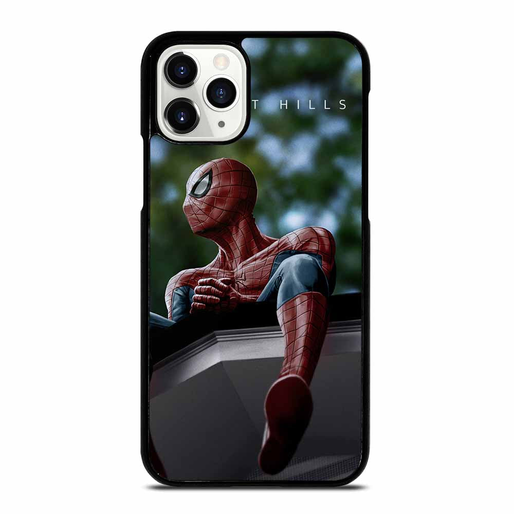 SPIDERMAN J. COLE FOREST HILLS iPhone 11 Pro Case