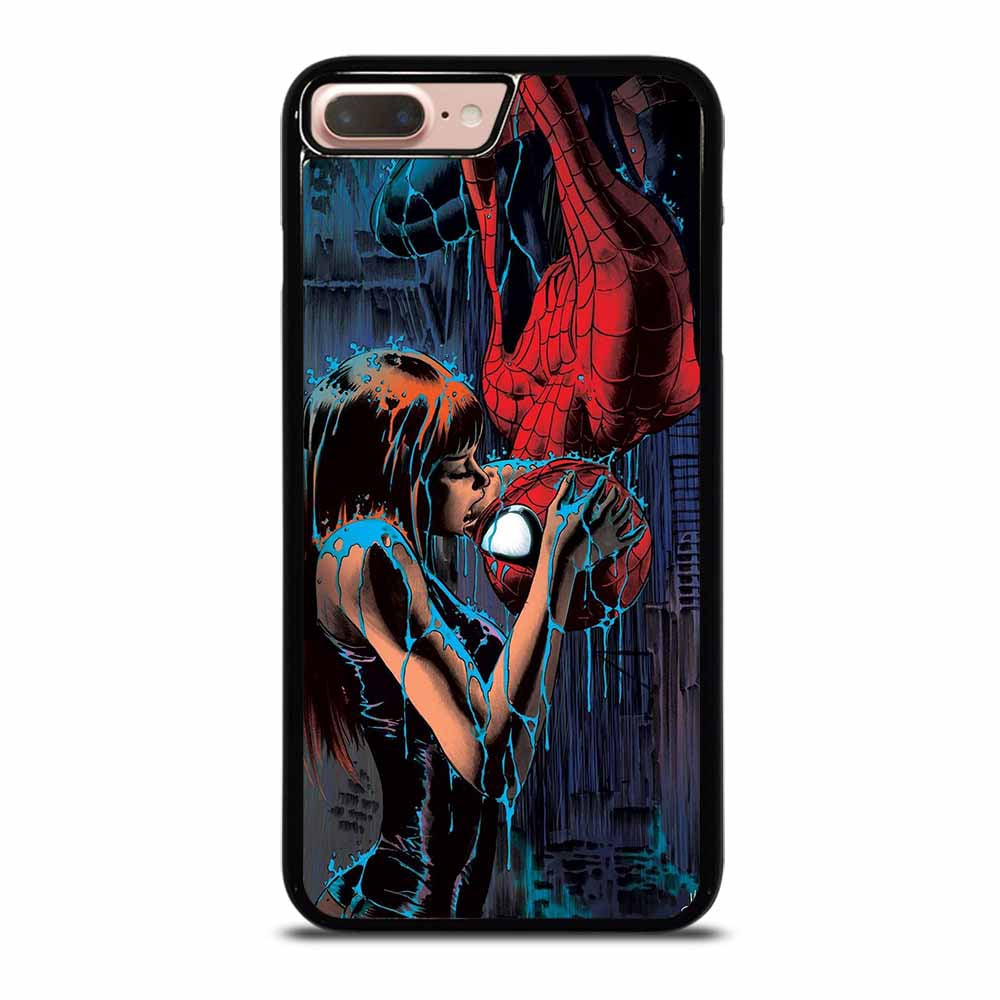 SPIDERMAN MARY JANE KISSING iPhone 7 / 8 Plus Case