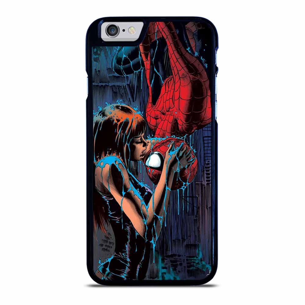 SPIDERMAN MARY JANE KISSING iPhone 6 / 6S Case