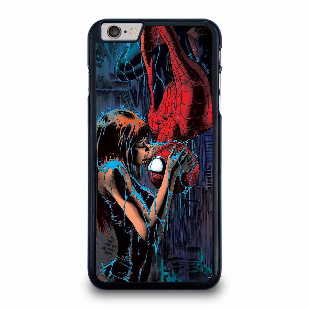 SPIDERMAN MARY JANE KISSING iPhone 6 / 6s Plus Case