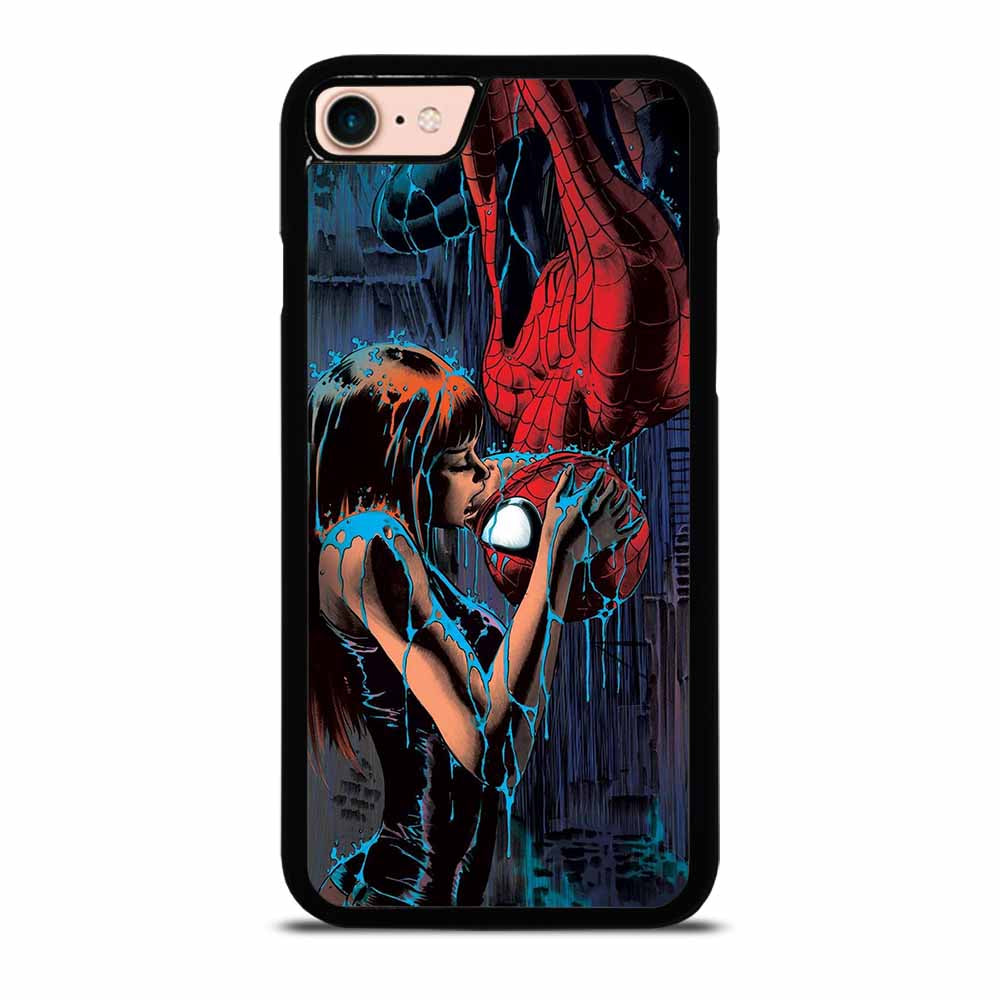 SPIDERMAN MARY JANE KISSING iPhone 7 / 8 Case