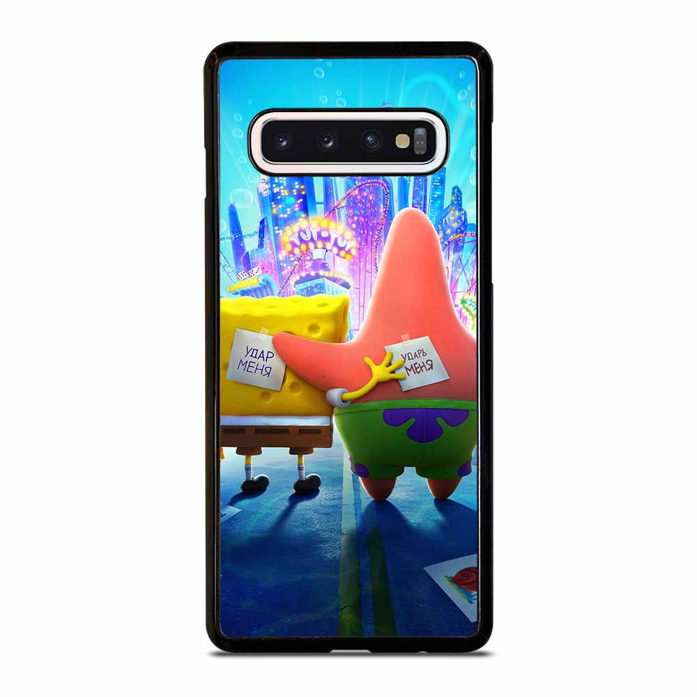 SPONGEBOB THE MOVIE Samsung Galaxy S10 Case