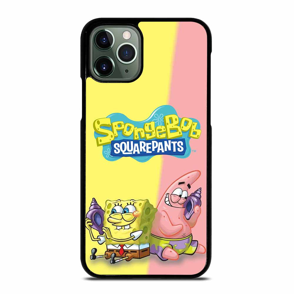 SPONGEBOB AND PATRICK STAR iPhone 11 Pro Max Case