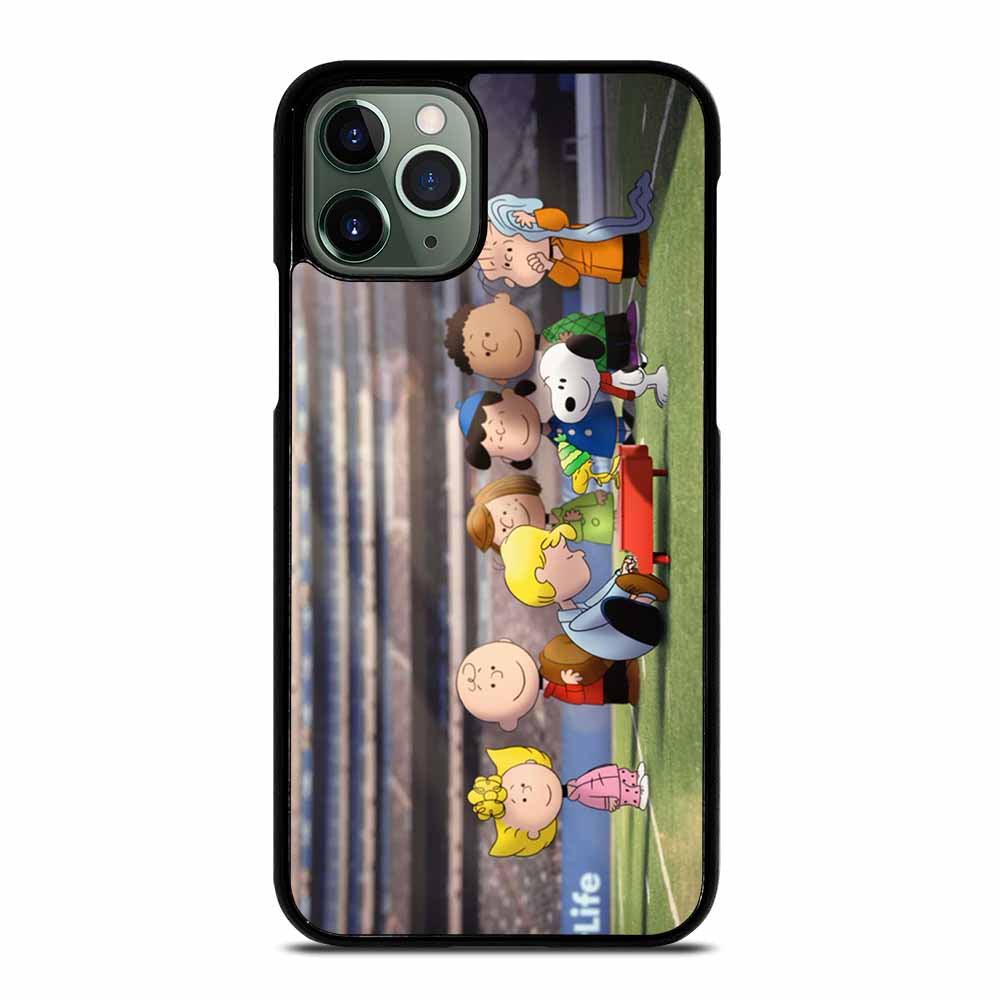 STADIUM PEANUTS SNOOPY iPhone 11 Pro Max Case