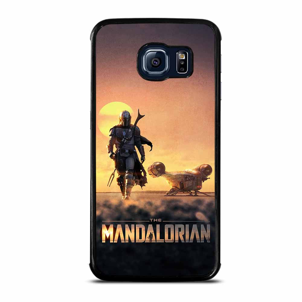 STAR WARS MANDALORIAN 1 Samsung Galaxy S6 Edge Case