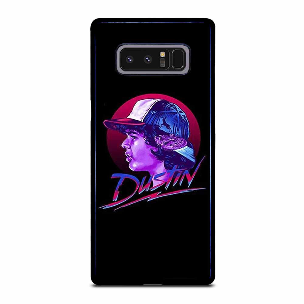 STRANGER THINGS DUSTIN Samsung Galaxy Note 8 case