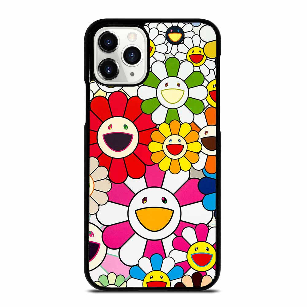 TAKASHI MURAKAMI FLOWERS iPhone 11 Pro Case