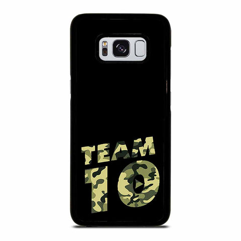 TEAM 10 CAMOUFLAGE JAKE PAUL Samsung Galaxy S8 Case