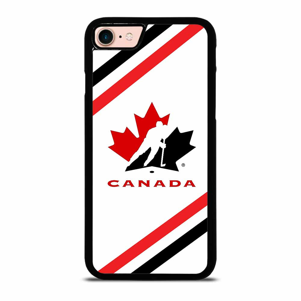 TEAM CANADA HOCKEY WHITE iPhone 7 / 8 Case