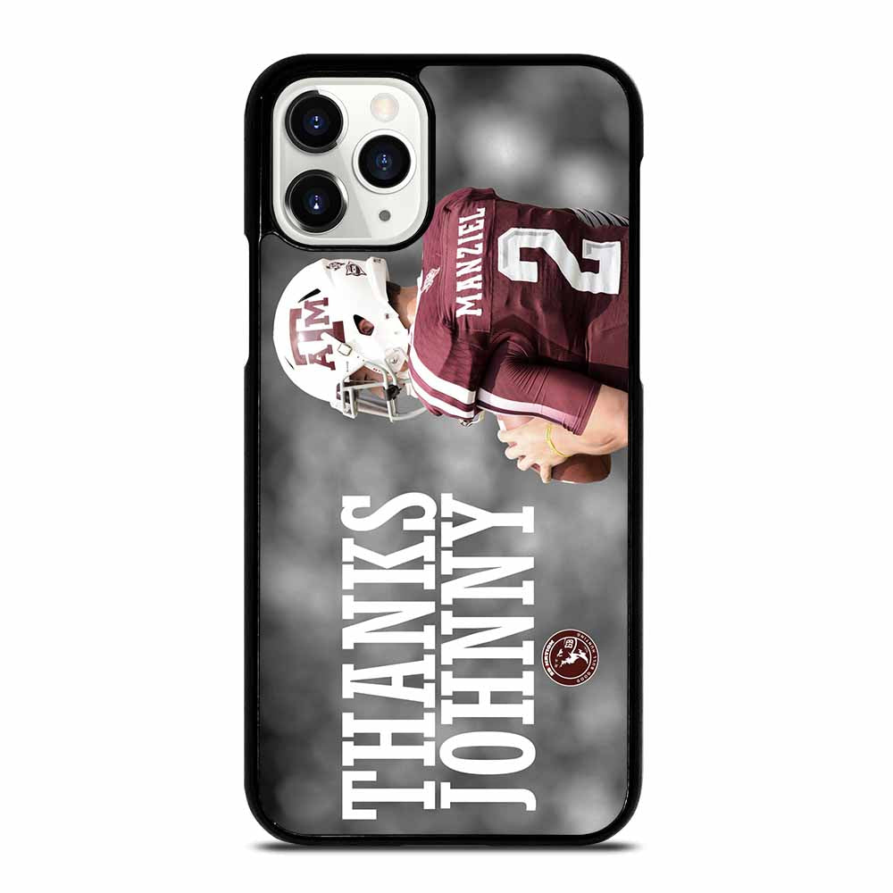 TEXAS A&M THANKS JOHNNY iPhone 11 Pro Case
