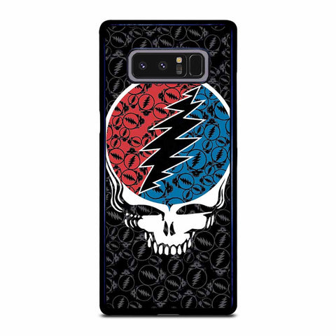 THE GRATEFUL DEAD LOGO Samsung Galaxy Note 8 case