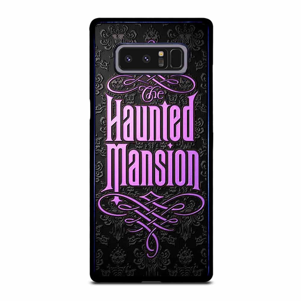 THE HAUNTED MANSION Samsung Galaxy Note 8 case