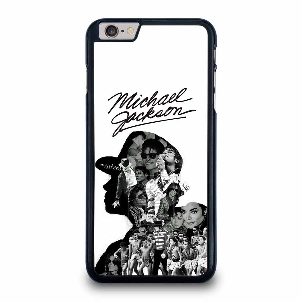 THE WORLD MICHAEL JAKSON iPhone 6 / 6s Plus Case