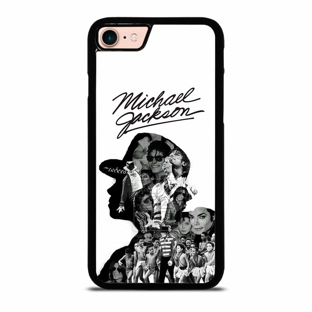 THE WORLD MICHAEL JAKSON iPhone 7 / 8 Case