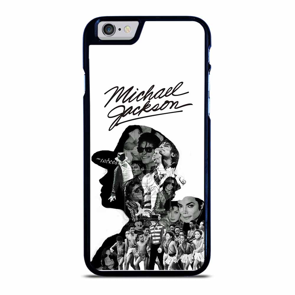THE WORLD MICHAEL JAKSON iPhone 6 / 6S Case