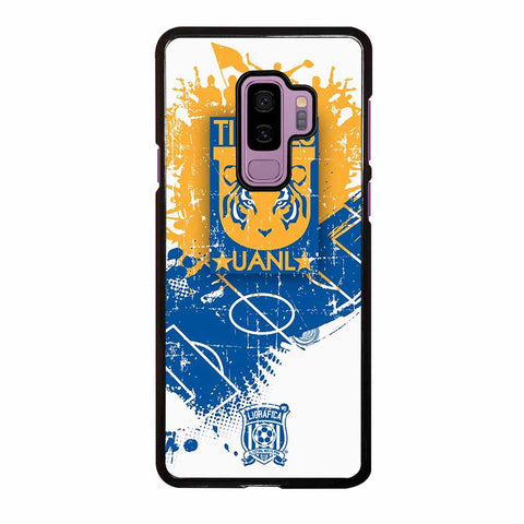 TIGRES CLUB DE FUTBOL UANL #1 Samsung Galaxy S9 Plus Case