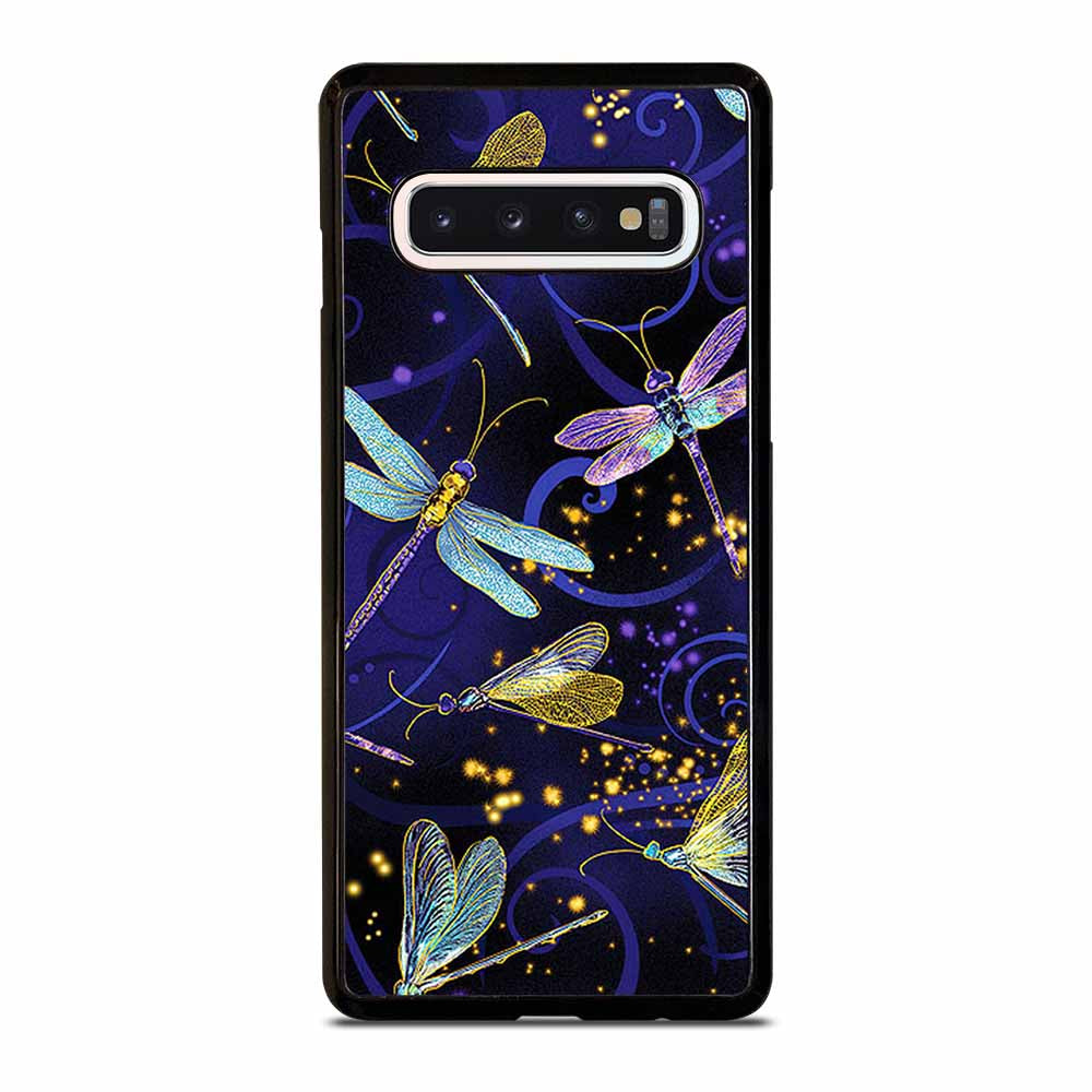 TRANSLUCENT DRAGONFLIES Samsung Galaxy S10 Case