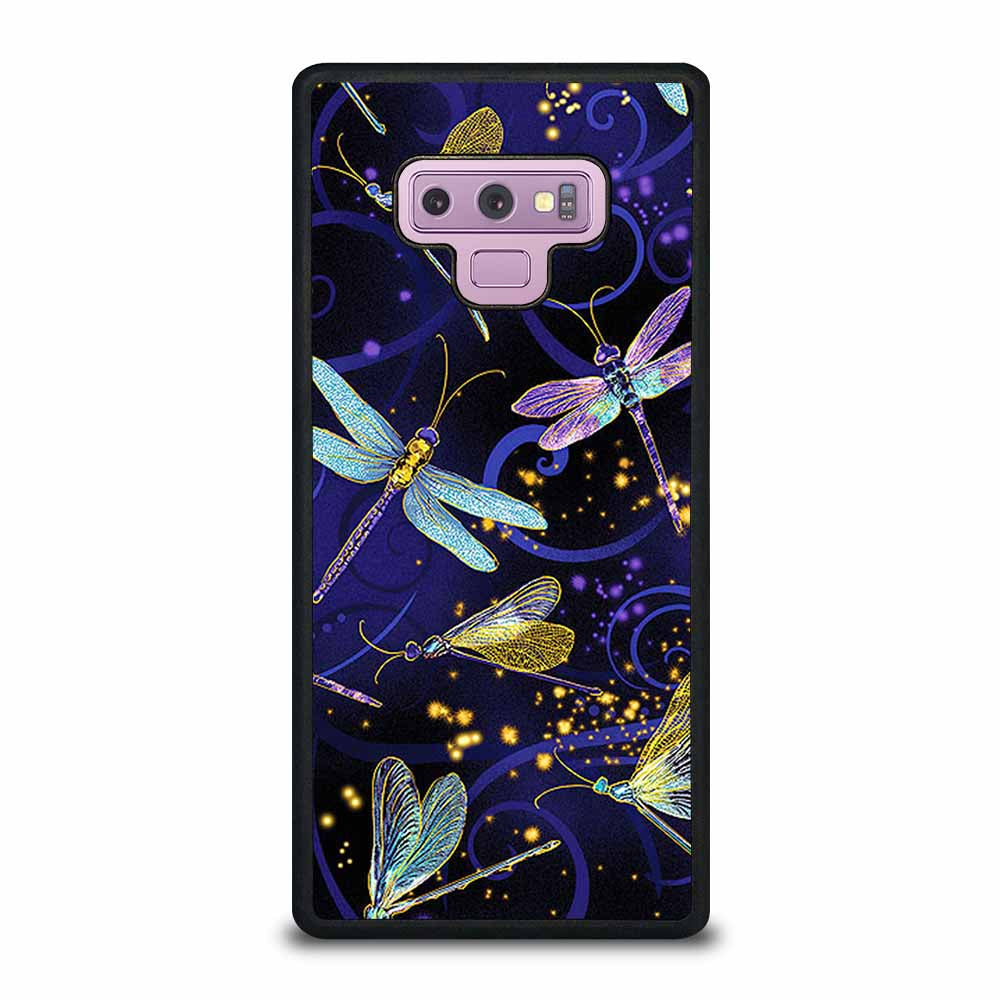 TRANSLUCENT DRAGONFLIES Samsung Galaxy Note 9 case
