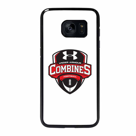 UNDER ARMOUR COMBINES FOOTBALL #D Samsung Galaxy S7 Edge Case