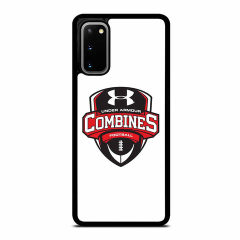 UNDER ARMOUR COMBINES FOOTBALL #D Samsung S20 Case