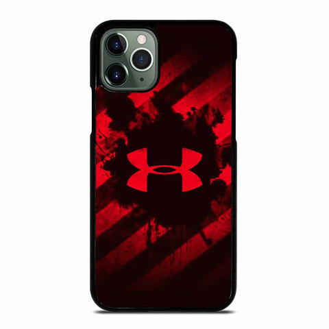 UNDER ARMOUR RED iPhone 11 Pro Max Case