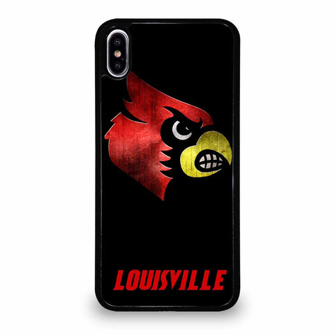 UNIVERSITY OF LOUISVILLE iPhone XS Max case