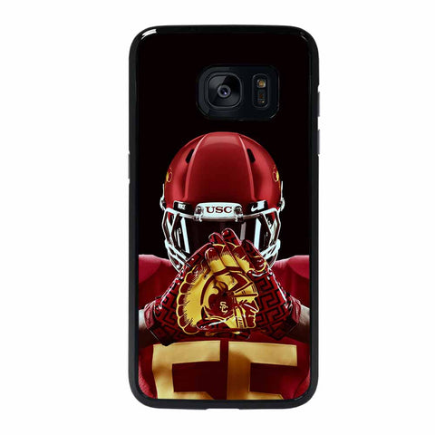 USC TORAN FOOTBAL Samsung Galaxy S7 Edge Case