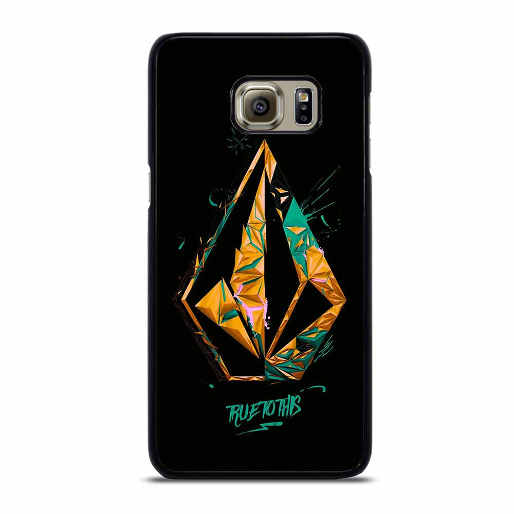 VOLCOM LOGO Samsung Galaxy S6 Edge Plus Case